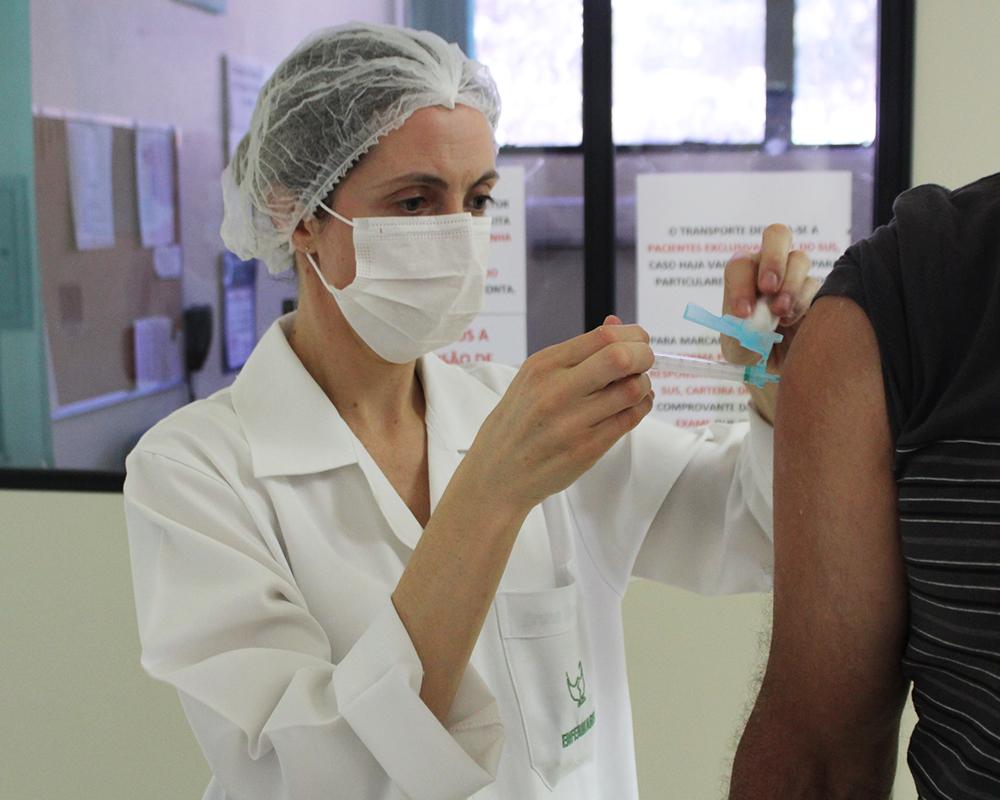 Campanha Nacional de Vacinação Contra a Influenza inicia na próxima segunda-feira (12)