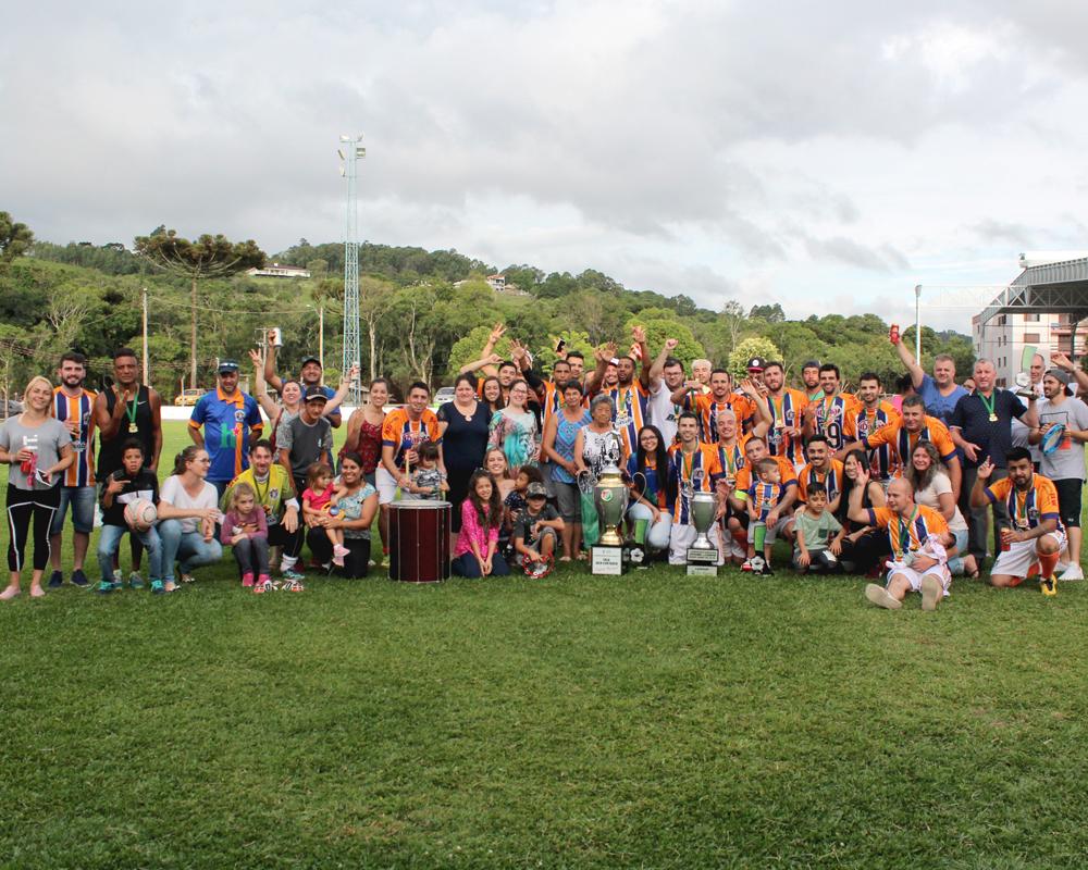 Campeão Municipal do Futebol de Campo 2018 é conhecido só após disputa de pênaltis