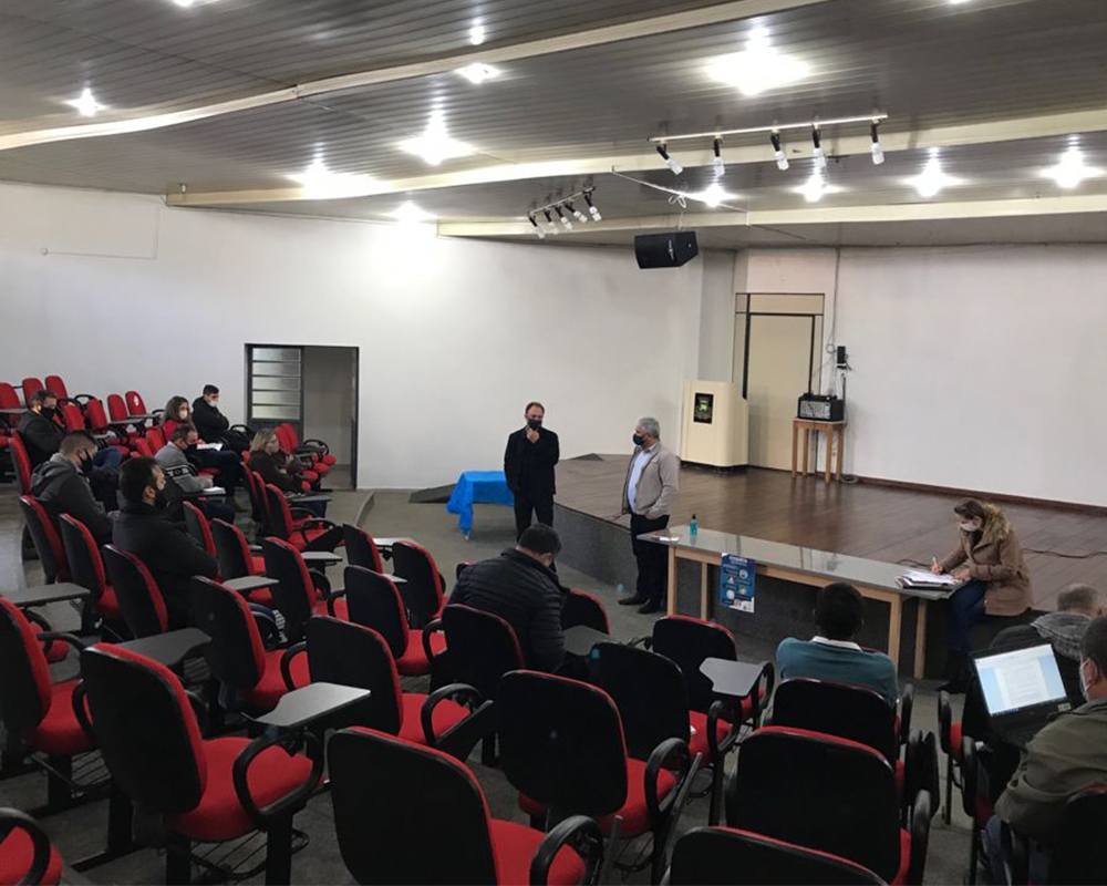 Prefeitura define prazos para regularização de empresas que receberam terrenos em loteamento industrial