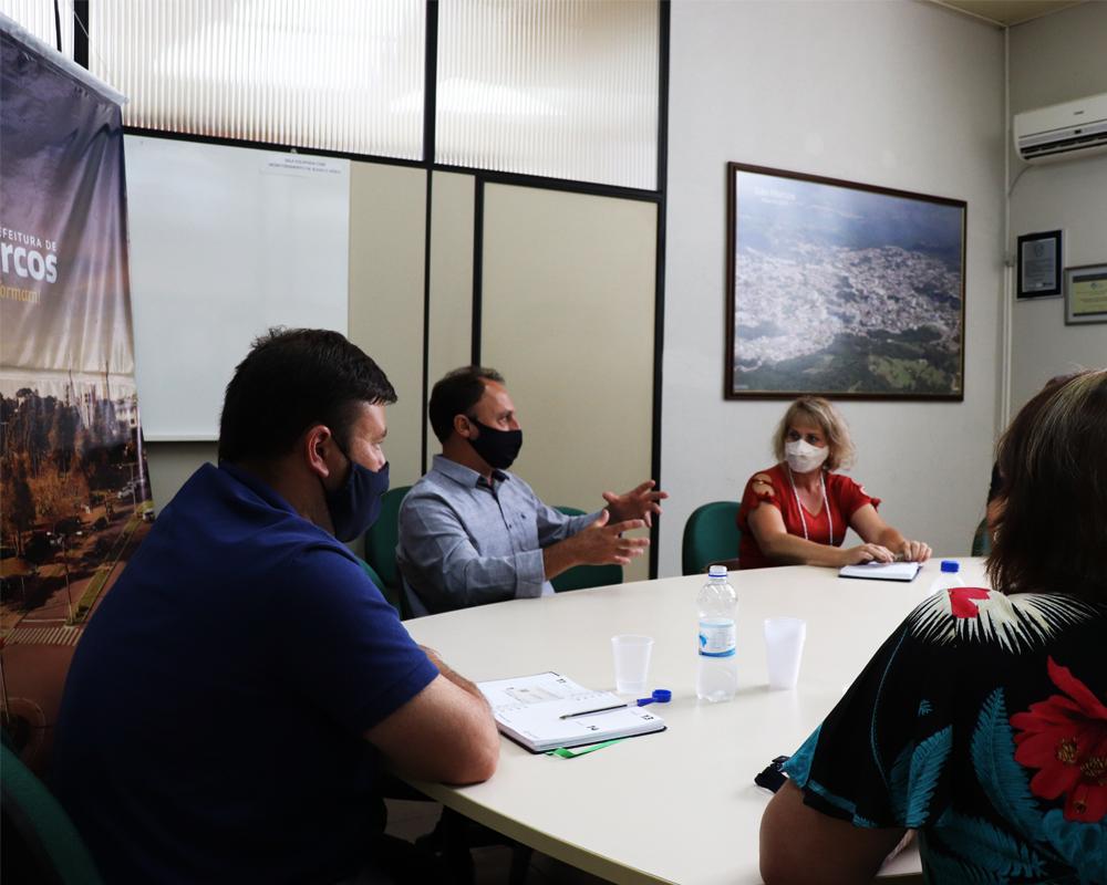 Após reunião na Prefeitura:  Secretaria Estadual da Agricultura assegura reabertura da Inspetoria Veterinária em São Marcos para março