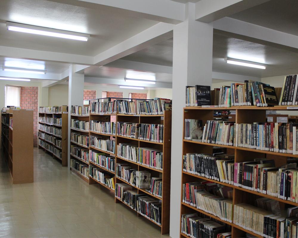 Biblioteca Pública Municipal de cara nova
