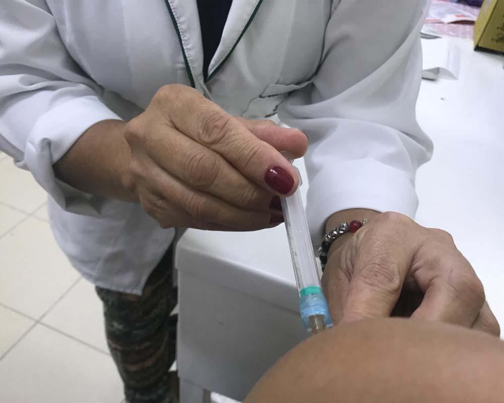 Campanha Nacional de Vacinação contra o Sarampo encerra esta sexta-feira (13)