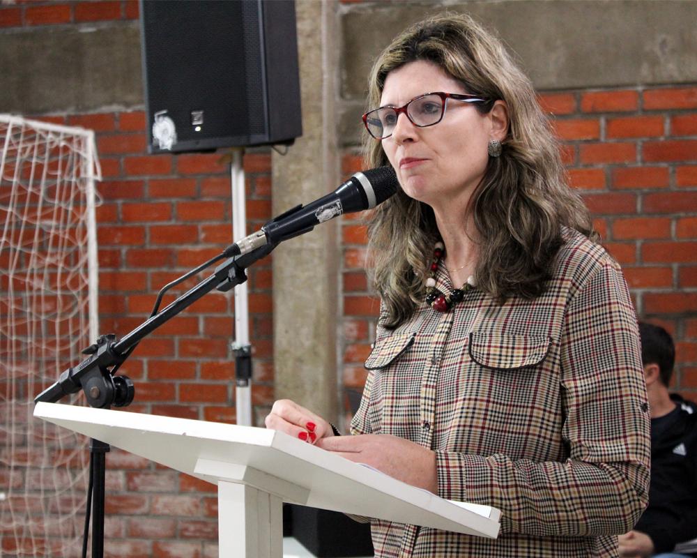 A X Conferência Municipal de Assistência Social reuniu mais de cem pessoas