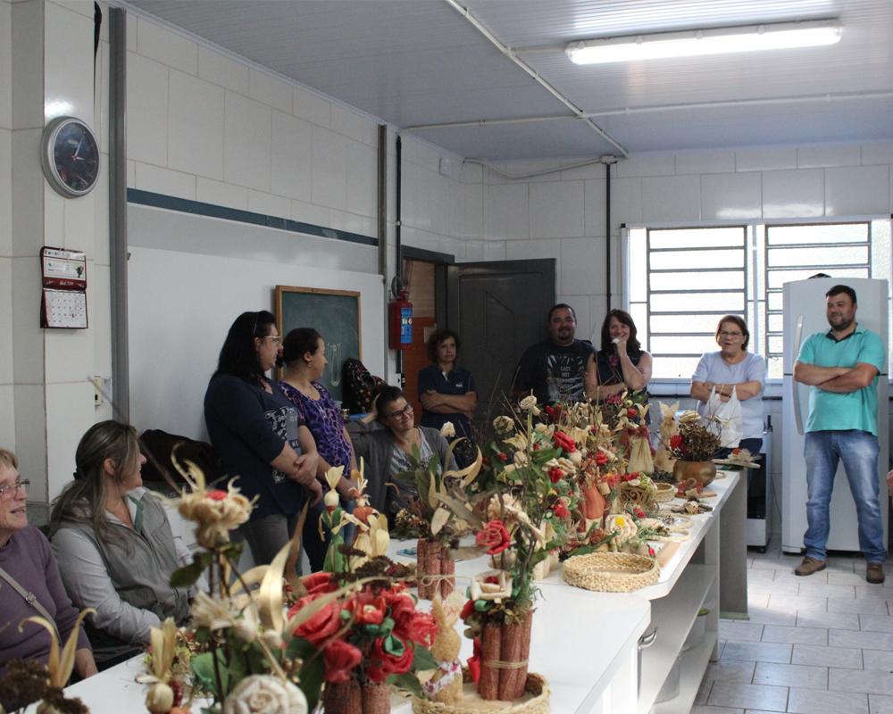 Programa Municipal de Capacitação de Agricultores realiza dois cursos em abril