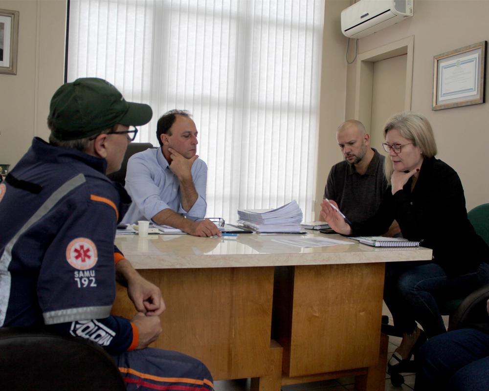 Executivo realiza Projeto de Lei referente à reajuste para Servidores