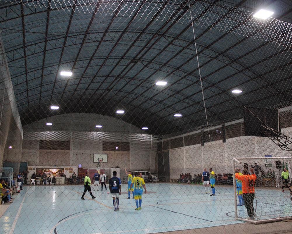 Inscrições para o campeonato de futsal iniciam segunda-feira (19)
