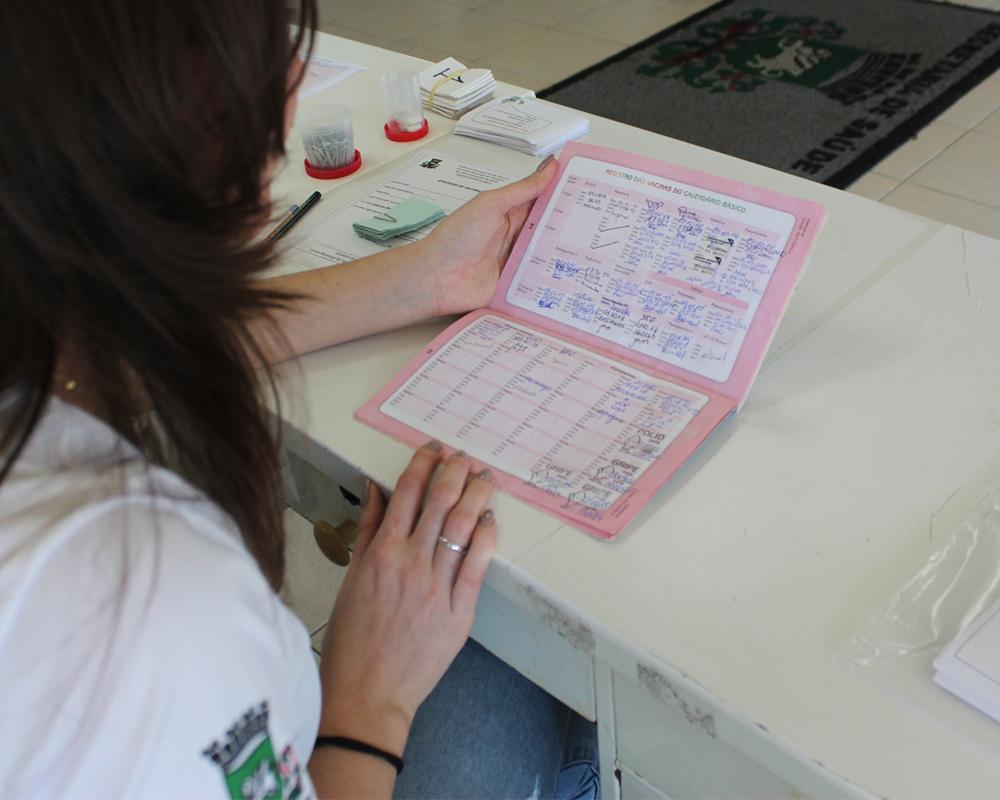 No Dia D de vacinação contra o Sarampo, 237 crianças e adolescentes compareceram aos postos de saúde
