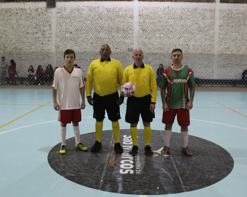 Rosita é a primeira colocada após rodada inicial do Campeonato de Futsal do Interior