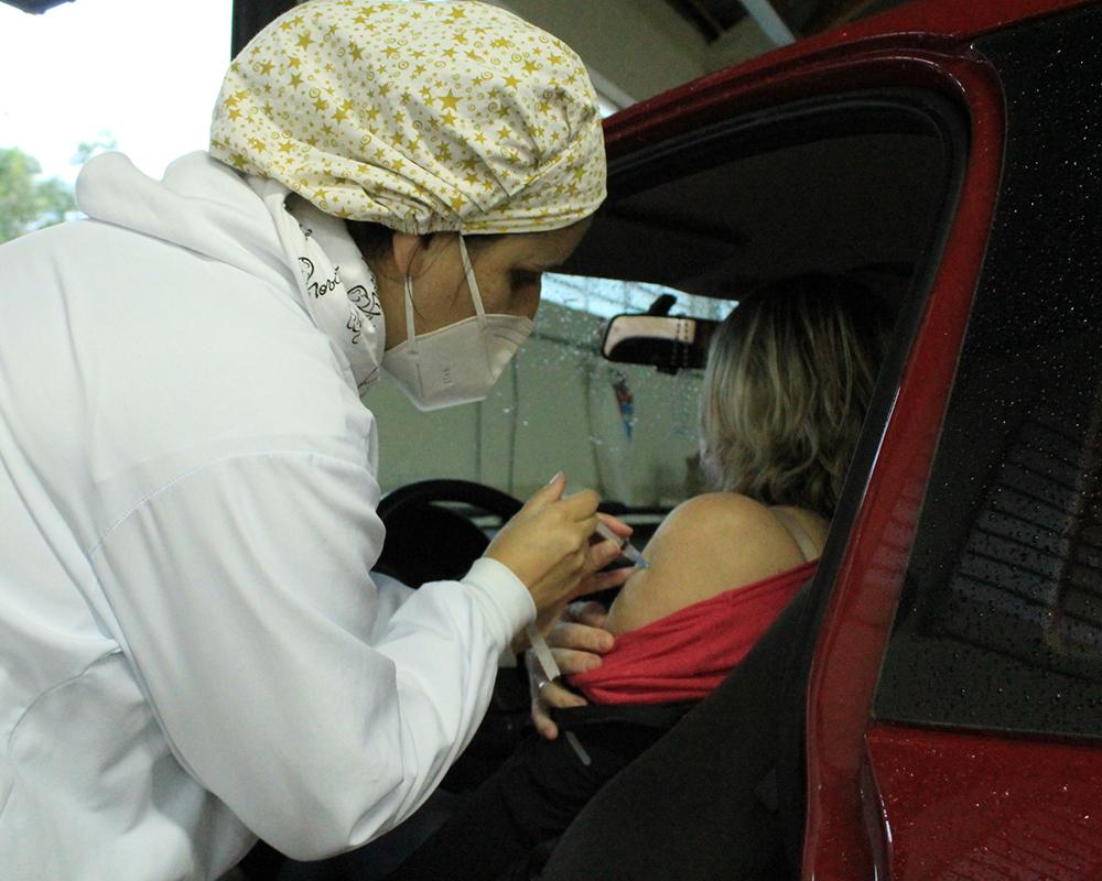 Secretaria de Saúde realiza ações no Alexandre Zaniol nos dias 9 e 10/06 para vacinação contra a gripe