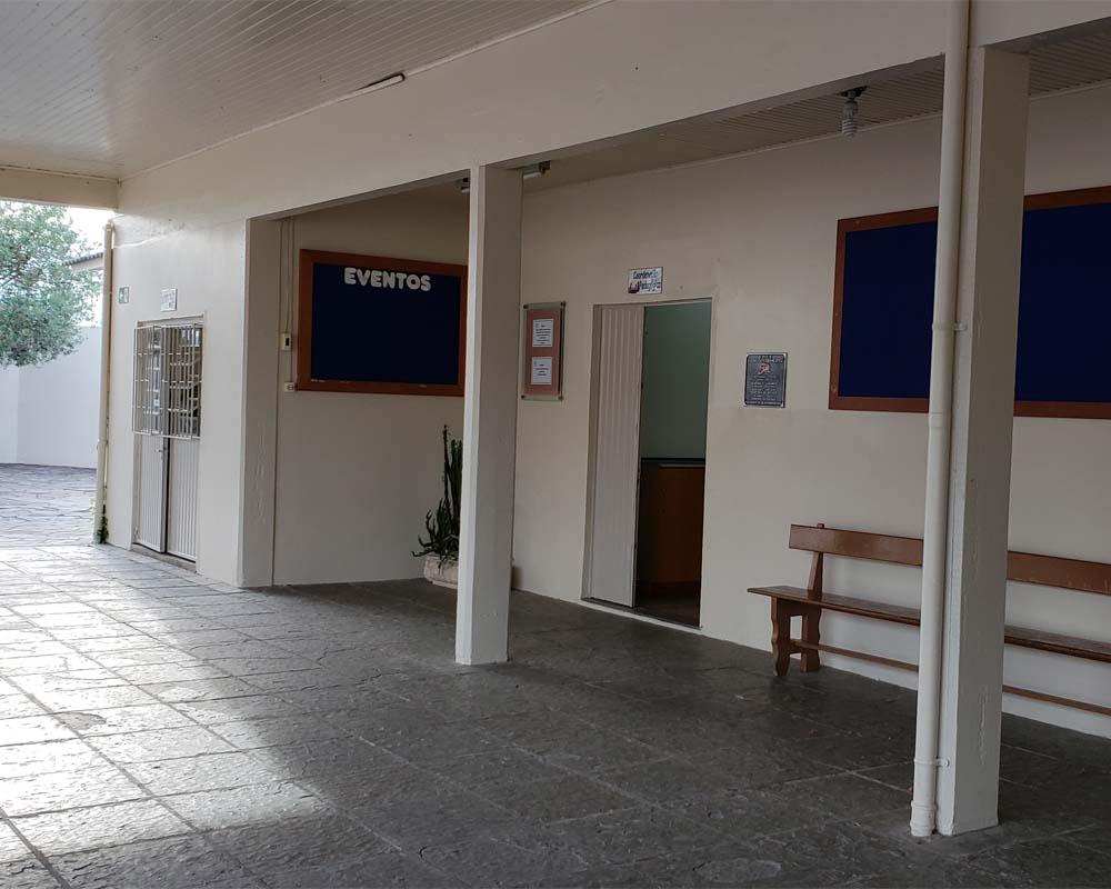 Reforma em Escola Municipal