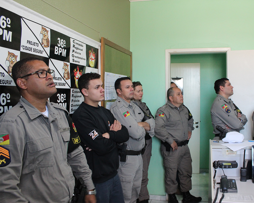 Câmeras de videomonitoramento começam a operar em São Marcos
