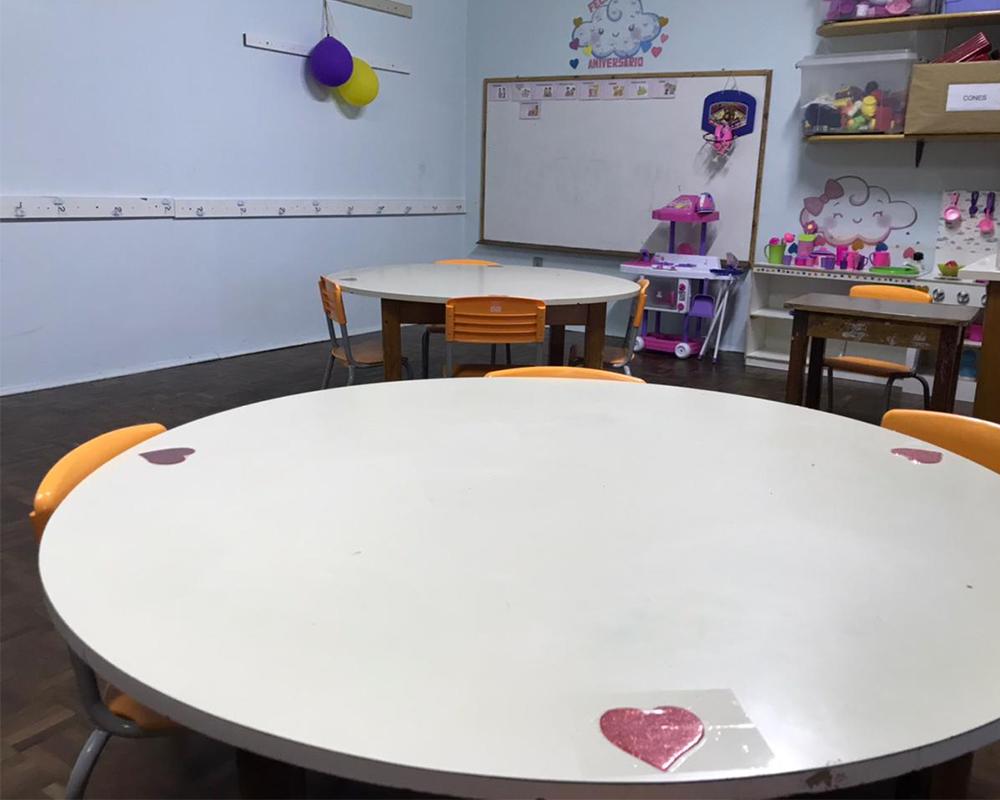 Secretaria de educação reabre período de inscrições para crianças de 2 a 4 anos