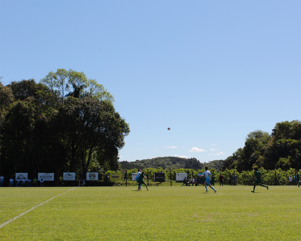 Inicia o Campeonato de Futebol de Campo Mario Juarez da Silva