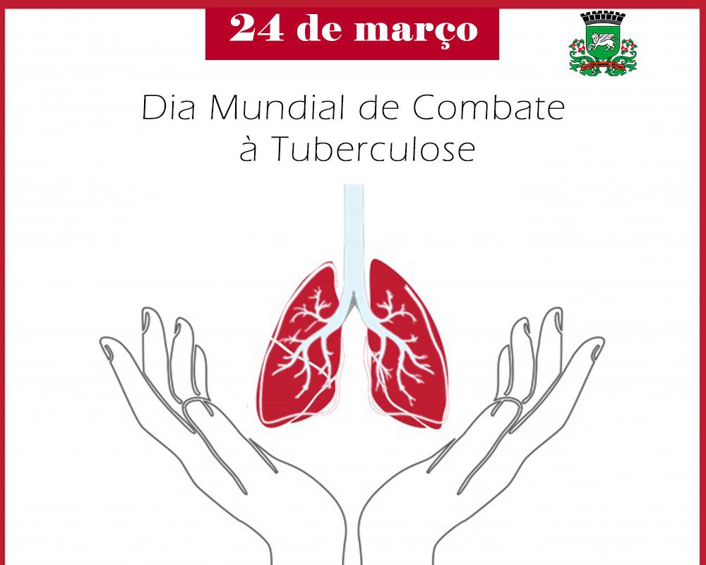 Próximo domingo (24) é o Dia Mundial de Combate à Tuberculose
