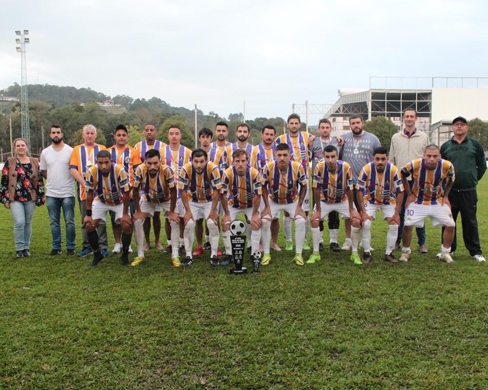 Na final da Copa Vales da Serra, Independente vence Canelada nos Pênaltis
