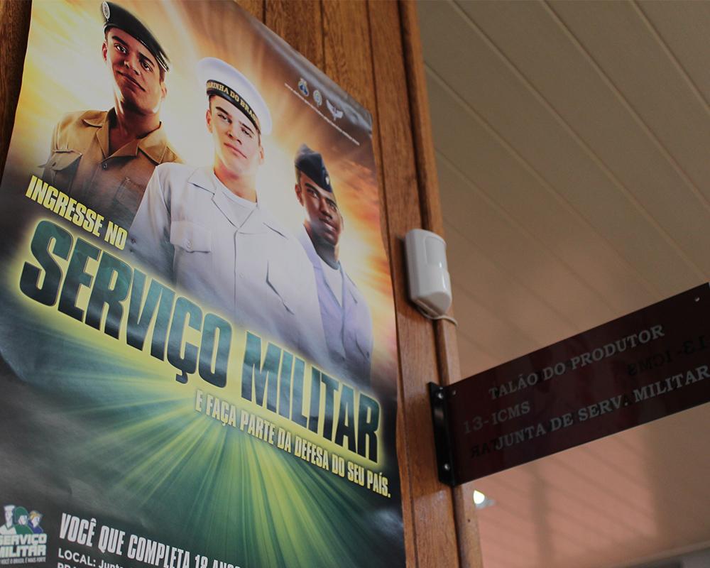 Prazo para alistamento militar encerra neste domingo (30)
