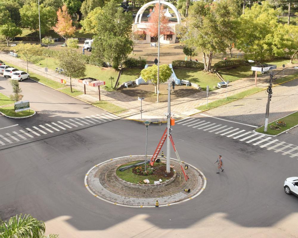 Prefeitura instala 10 novas câmeras de vídeo monitoramento