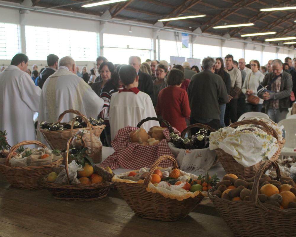 Festa do Agricultor movimentou São Marcos no último sábado (20)