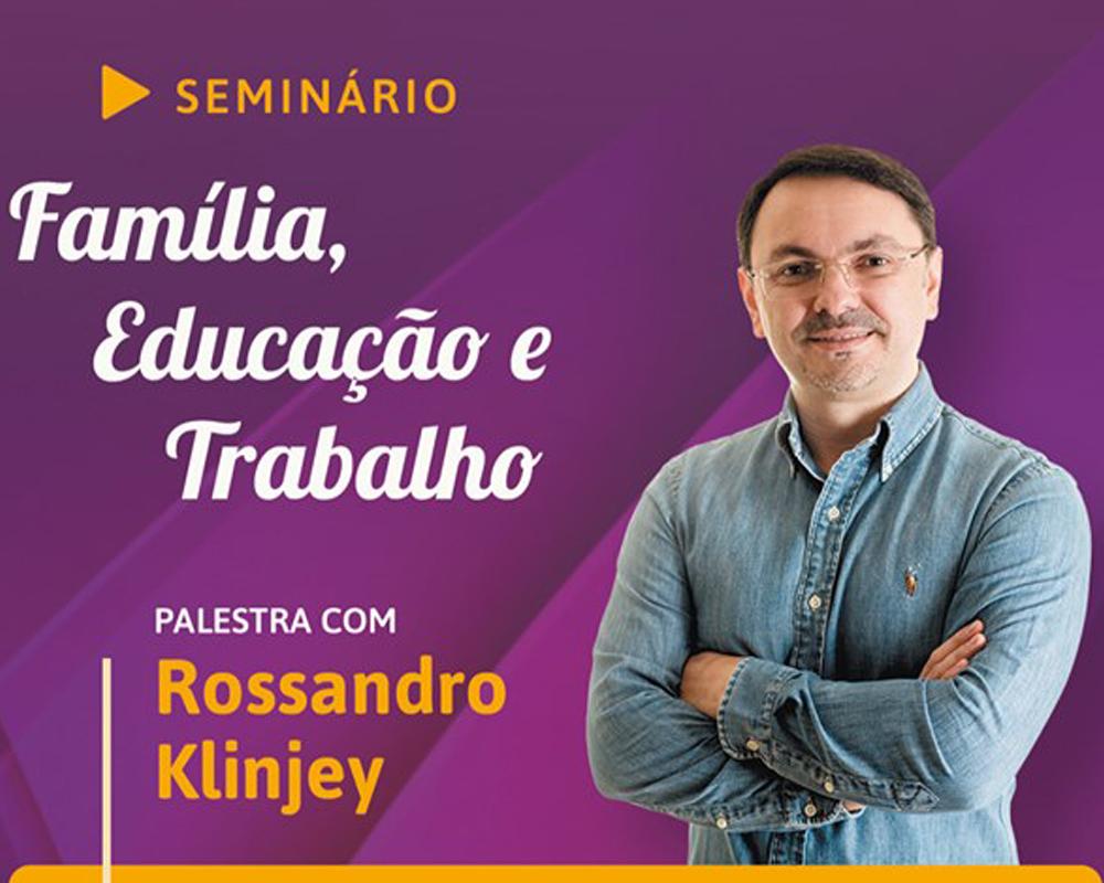Rossandro Klinjey em São Marcos