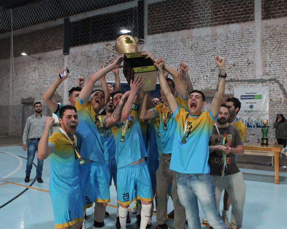 Campeonato municipal de futsal envolve mais de 150 pessoas