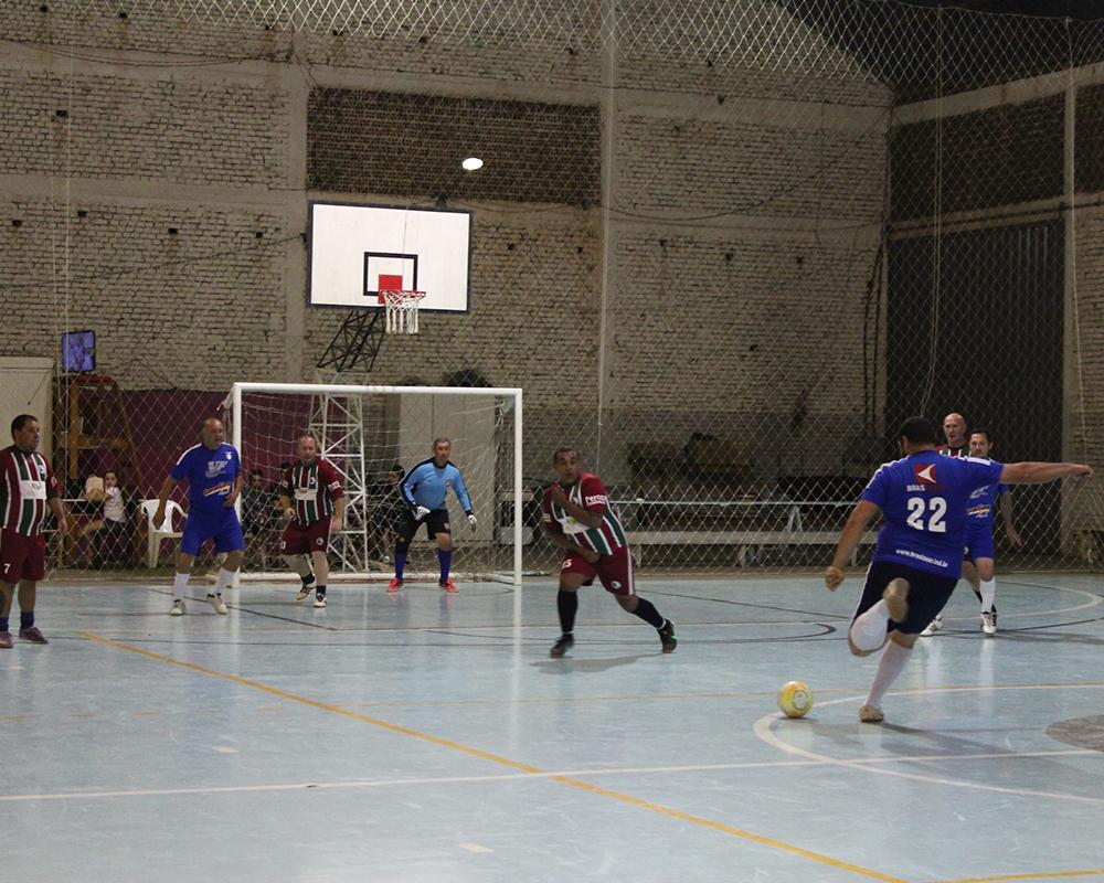 Campeonato de Futsal Feminino, Master e Veterano começa amanhã (07)
