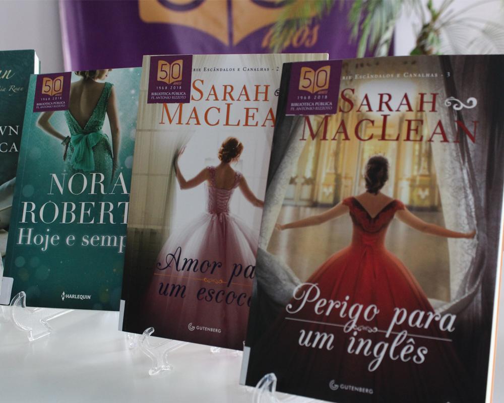 Biblioteca Pública adquire novos livros