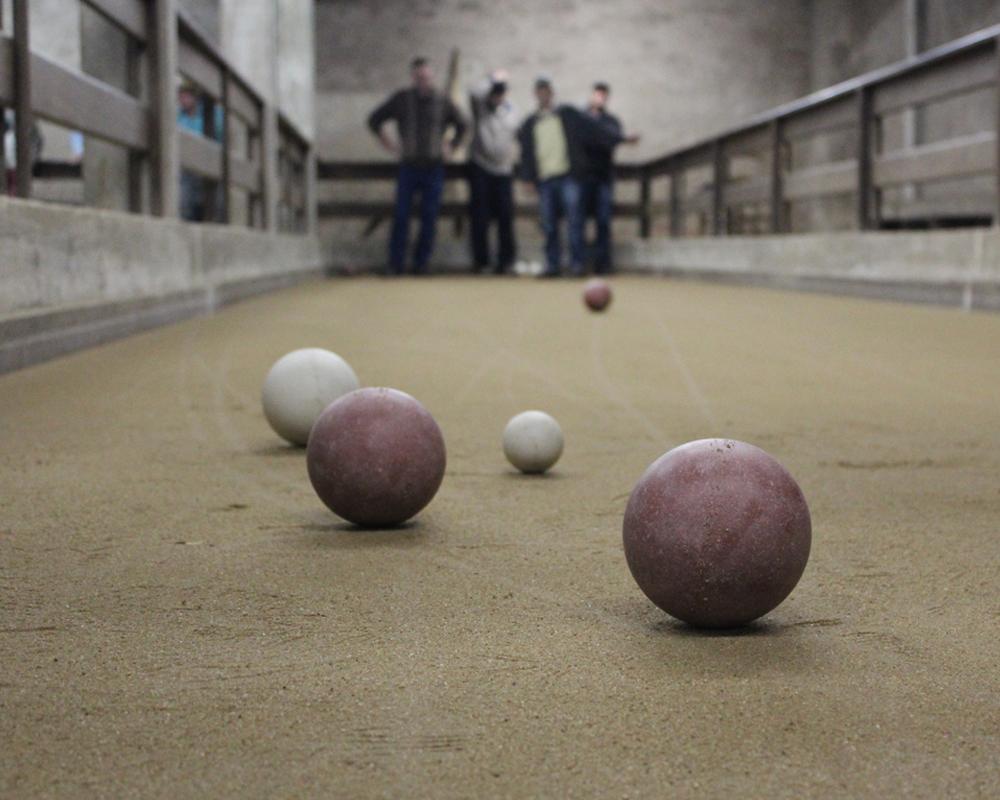 Últimas rodadas do Campeonato Municipal de Bochas Hilário Bassanesi