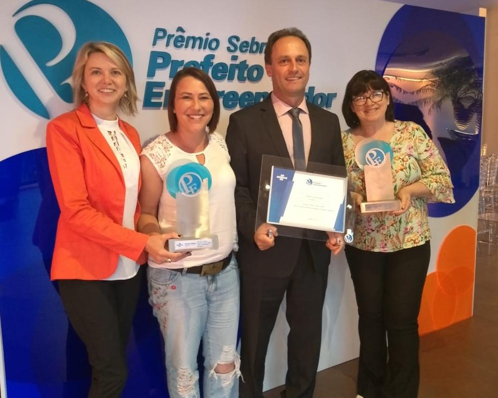 Prêmio de Prefeito Empreendedor dá à São Marcos destaque estadual