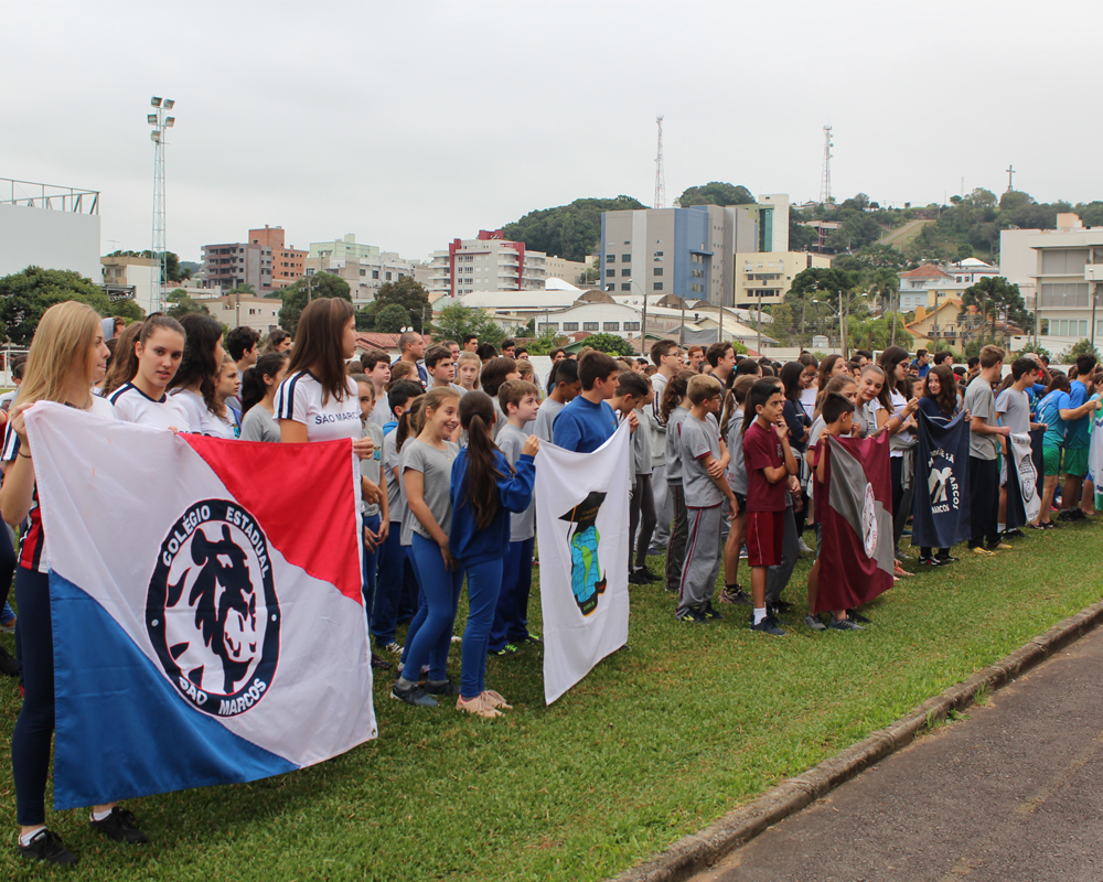 JESMA 2019 iniciou com a presença de todas as escolas de ensino fundamental e médio da cidade