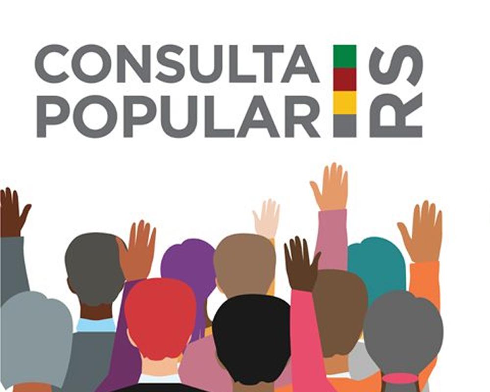 Consulta Popular será nos dias 4, 5 e 6 de setembro
