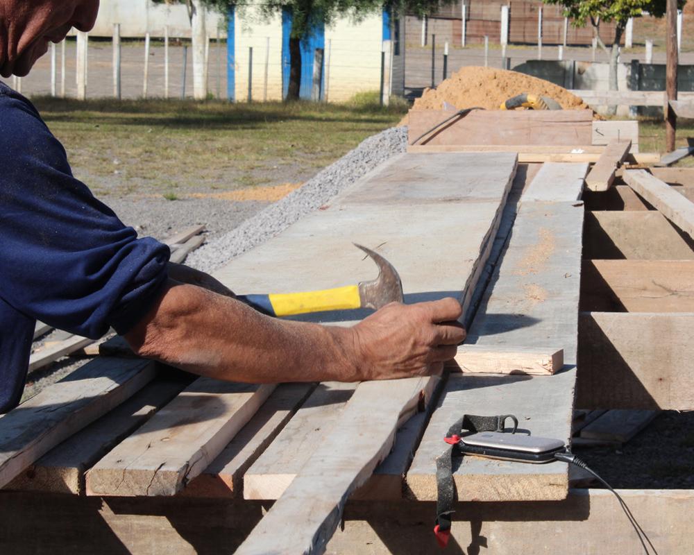 Prefeitura inicia construção do Espaço Cultural Carlos José Michelon