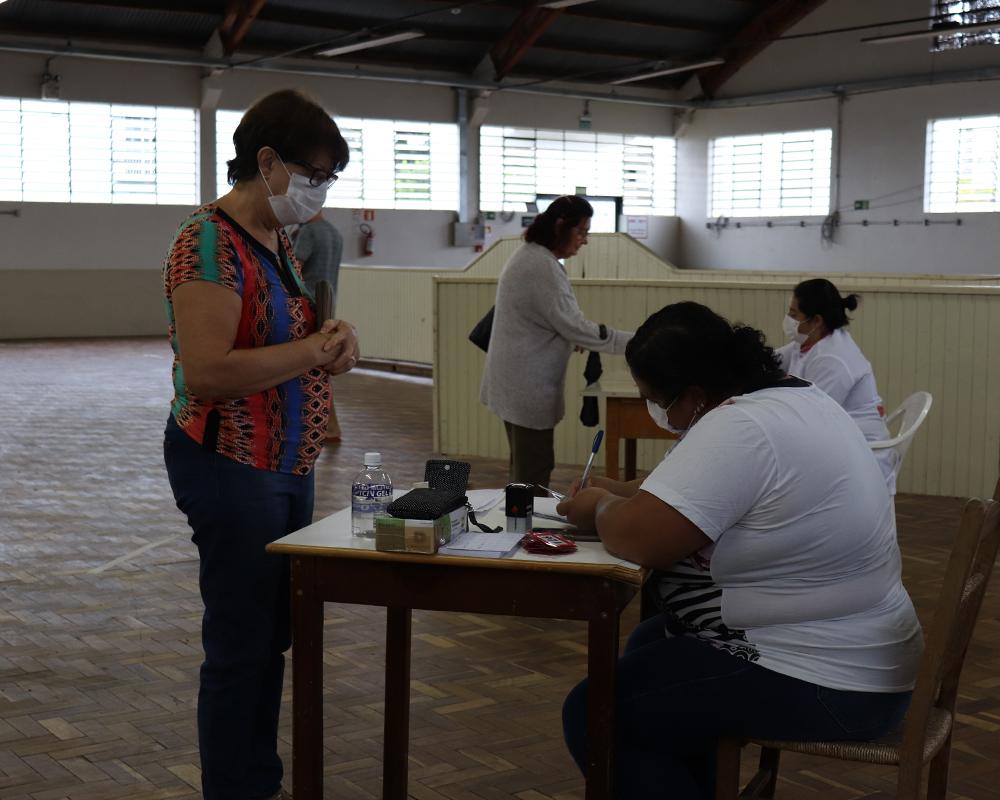 No último dia da campanha, vacinação contra a gripe ocorrerá também no Alexandre Zaniol