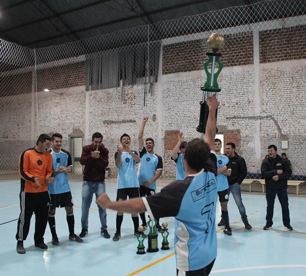 Aliança se consagra novamente campeã do futsal do interior