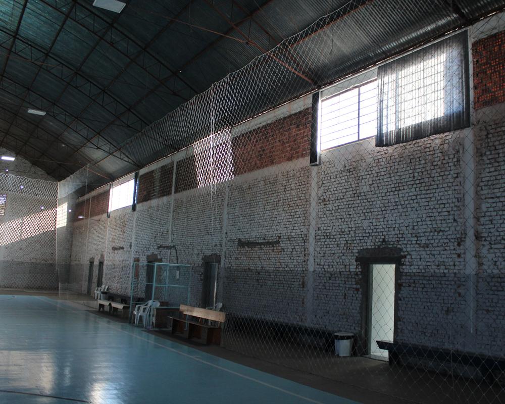 Melhorias no Pavilhão de Esportes Manoel Ramos de Castilhos