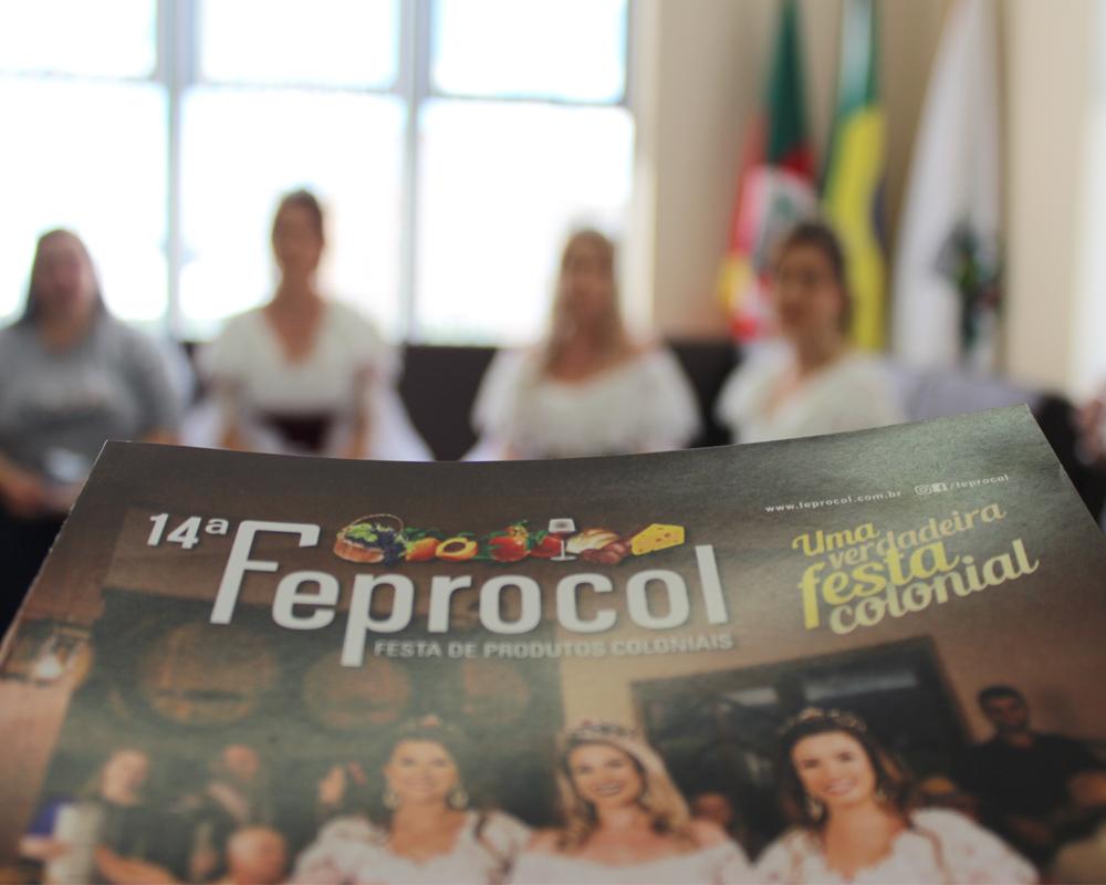 FEPROCOL: Uma verdadeira Festa Colonial!