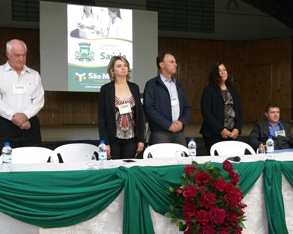 CONFERÊNCIA MUNICIPAL DA SAÚDE DEBATE O SUS