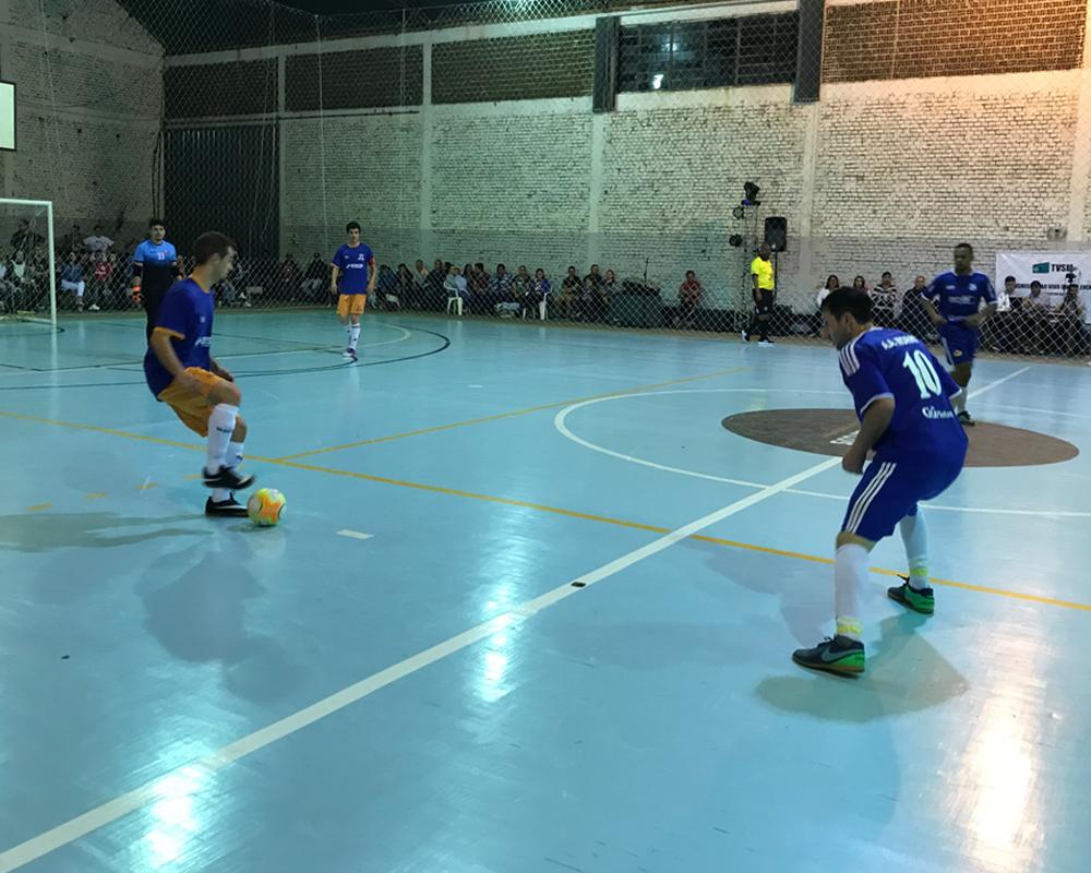 Inicia hoje (27) o Campeonato Municipal de Futsal do Interior