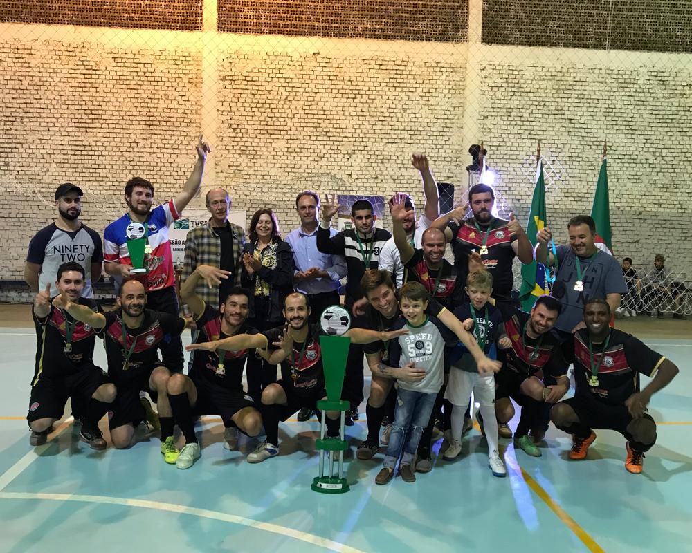 São Marcos participa da Copa Vales da Serra de Futsal