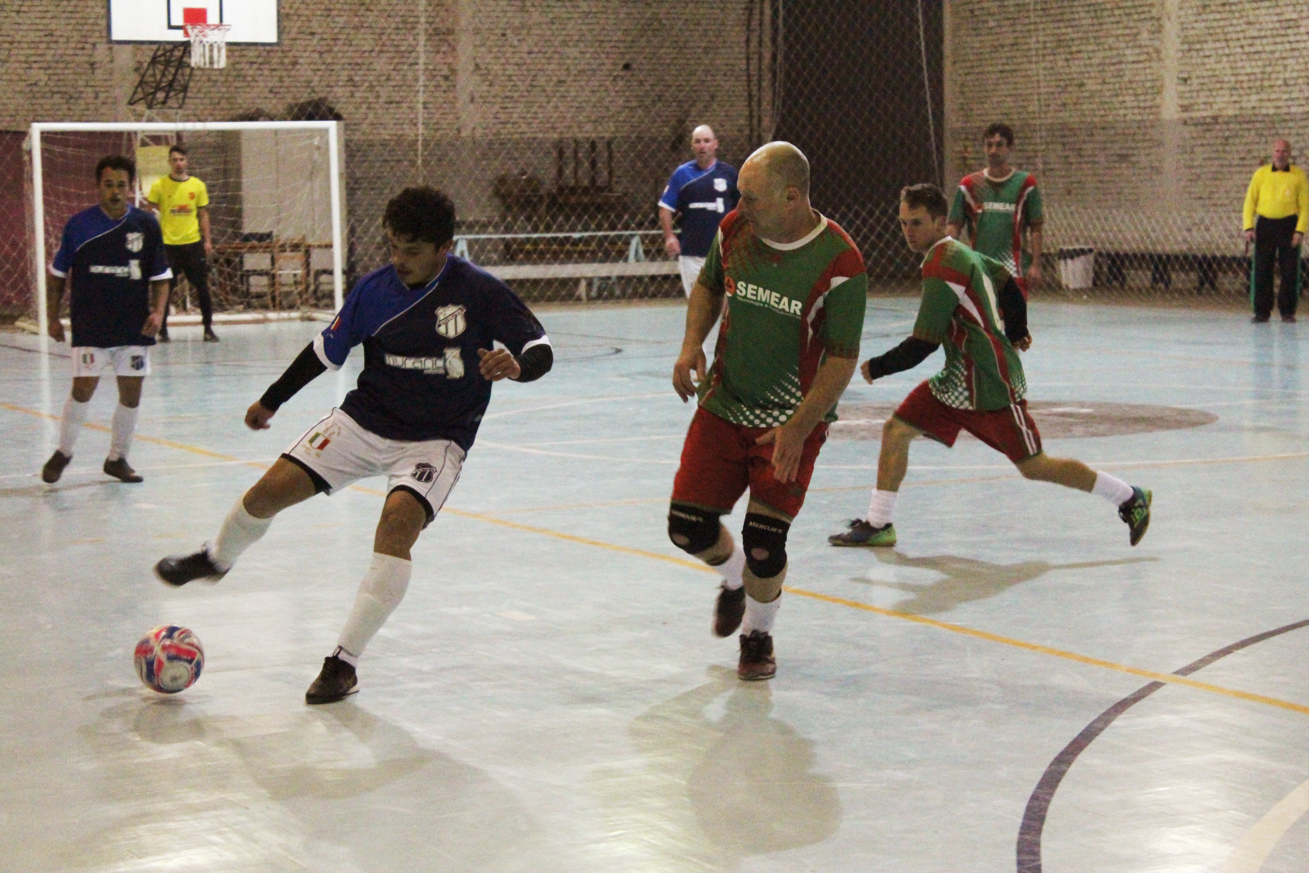 Semifinal do Campeonato de Futsal do Interior é amanhã (16)