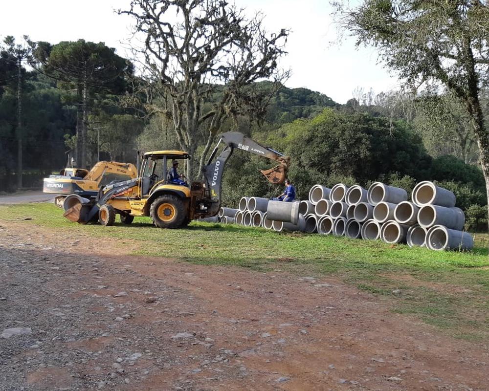 Obra de asfaltamento na Comunidade de Santo Henrique inicia hoje (12)