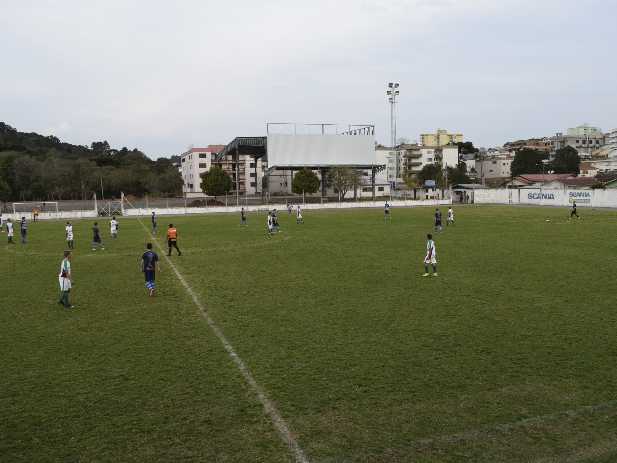 ESTÁDIO ELIAS SOLDATELLI